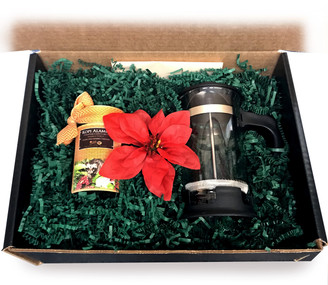 Kopi Luwak Coffee Kit##organic, wild-gathered, superior Arabica civet coffee and press##