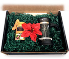 Kopi Luwak Coffee Kit##organic, wild-gathered, rare Liberia civet coffee and press##