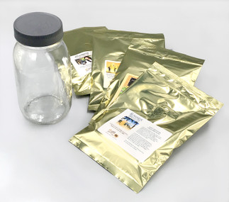 Cold Brew Coffee Kit##for 4 coffees and brewing bottle! Only $6 without bottle##