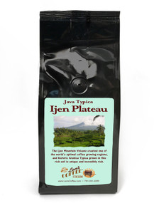 Java Arabica Typica##for 8 ounces, Harlequin Roast##