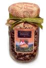 Glass-Packed Master Roast: Catimor Harlequin Roast ##for 12-13 whole bean in glass packe##