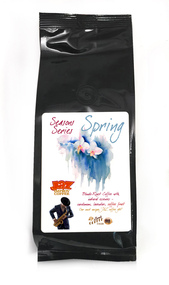 JAZ Improv Season Series Coffee : Spring##for 8 ounces, ground or whole bean##