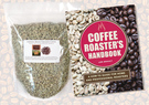 The Coffee Roaster's Handbook ##156 pages of coffee and roasting info and advice, with Adrano beans##
