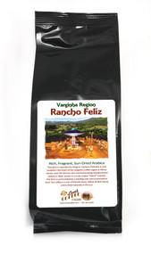 Brazil Varginha region Rancho Feliz Arabica ##for 8 ounces##
