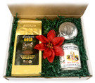 Saigon Gold Vietnamese Coffee Kit for Café Sua Da at Home ##8 ounces of Saigon Gold coffee with 8-oz Phin and milk##