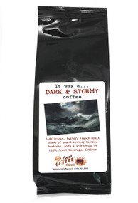 Dark Roast Office Coffee comes home ##for 8 ounces##