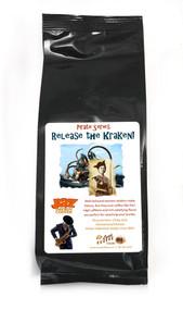 JAZ Improv : Pirate Series Coffee : Release the Kraken! ##8 ounces##