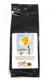 Lighten Up! Light Roast Coffee Blend ##multi-temp blend, 8 ounces##