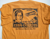 New Parala Cuban Stamp T-shirt