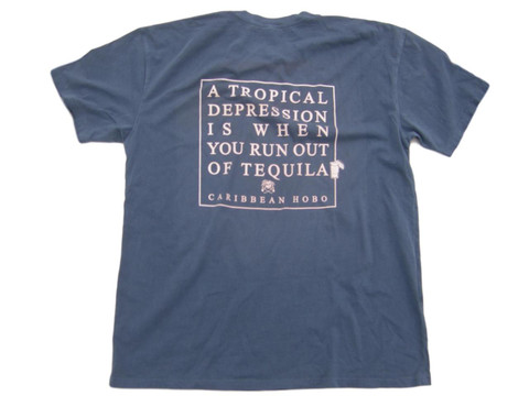 Caribbean Hobo....Tropical Depression Tequila