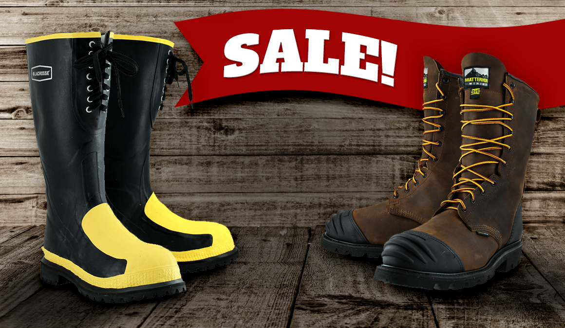 Mine Boot Sale - Save Huge on top brands