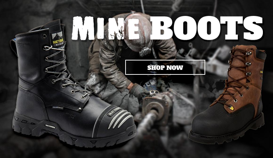 Mine Boots