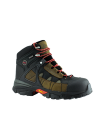 "Timberland PRO Men's 6"" Hyperion Hiker Safety Toe Work Boot - 90646"