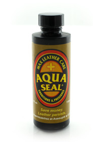 Aquaseal Waterproofing and Conditioner for Leather (Dauber) 4oz. Bottle - 8061242