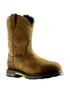 Ariat Brown Workhog Pull-On H2O Composite Toe Boot - 10001200 (Right angle)
