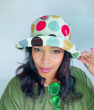 Kelly - Spot, Direct from the designer Peak and Brim Hats.