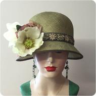 Cloche Hat C105
