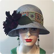 Cloche Hat C119