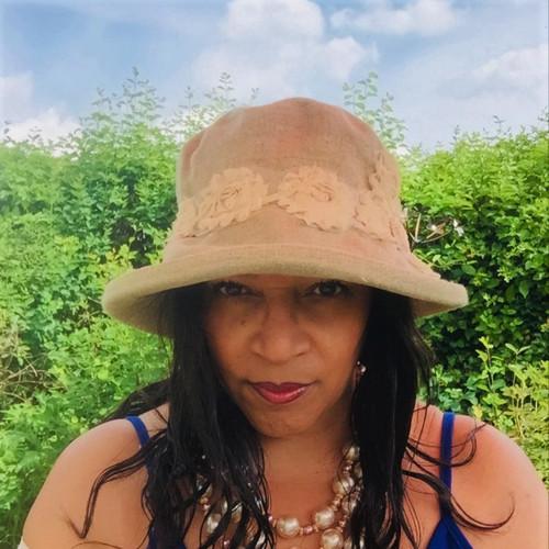 Summer Medium Brim (Linen), Direct from the designer, Peak and Brim Designer Hats