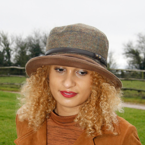 Peak and Brim Hats - Betty - Direct from the designer