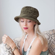 Peak and Brim - Sophie Small Brim Direct from the designer