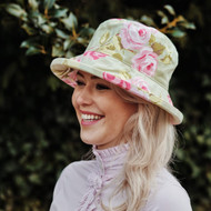 CBFA Nancy Sage - Direct from the designer, Peak and Brim Designer Hats