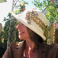 Sofia -007 (Cotton), Direct from the designer, Peak and Brim Designer Hats