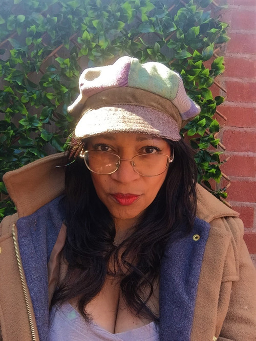 Baker Girl - Multi Mix, direct from the designer Peak and Brim Hats