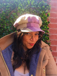 Baker Girl - Thistle, direct from the designer Peak and Brim Hats
