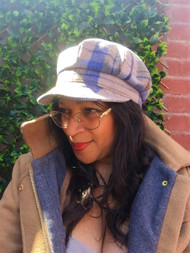 Baker Girl - Loch, direct from the designer Peak and Brim Hats