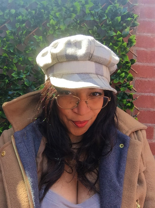 Baker Girl - Oatmeal, direct from the designer Peak and Brim Hats