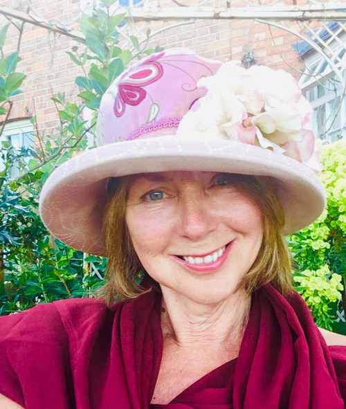 Downton Style - 010, Direct from the designer Peak and Brim Hats.