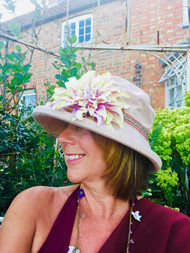 Downton Style - 014, Direct from the designer Peak and Brim Hats.
