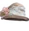 Vintage Wedding – 005, Direct from the designer Peak and Brim Hats.