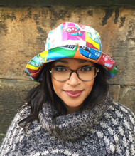 Kelly - Campa direct from the designer Peak and Brim Hats