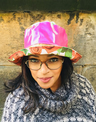 Patch - 001 - Floral Garden direct from the designer Peak and Brim Hats