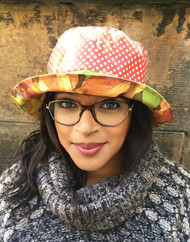 Patch - 002 - Floral Garden direct from the designer Peak and Brim Hats