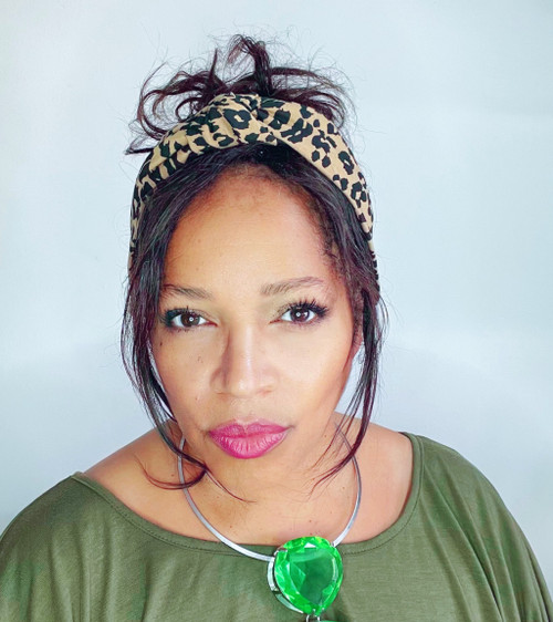 Top Knot Headband A/W - 004, direct from the designer Peak and Brim Hats
