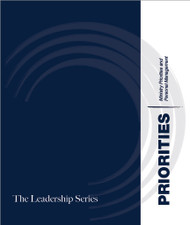 Ministry Priorities and Personal Management