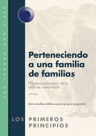 Belonging to a Family of Families (Spanish)