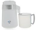 Best-in-Class White Water Distiller with BPA-Free Break-Resistant Carafe
