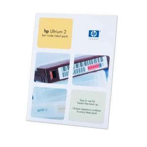 Hewlett Packard Q2009a Hp Lto4 Ultrium Rw Bar Code Label Pack A Pack Of 110