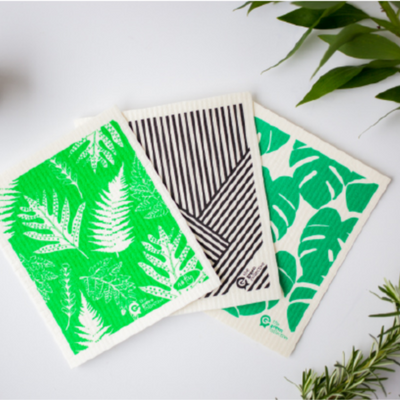 compostable dish cloths
