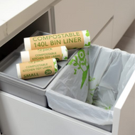 Compostable Biodegradable Bin Liners