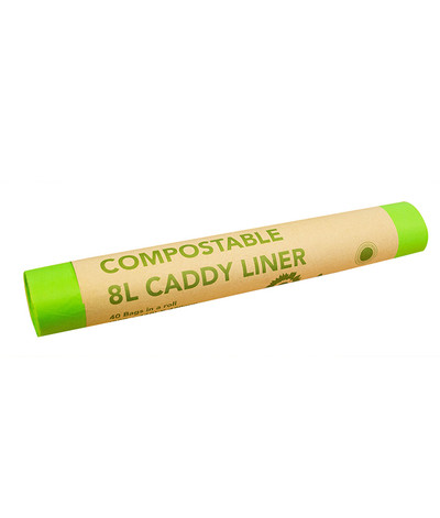 Compostable Caddy Liners