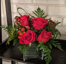 The Bloom Closet's Christmas Roses
