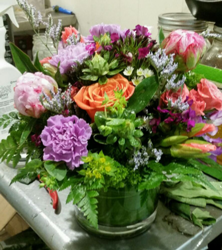Assorted Vibrant Shades of Flowers from The Bloom Closet Florist