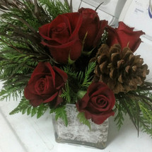 Pinecone Christmas The Bloom Closet Florist