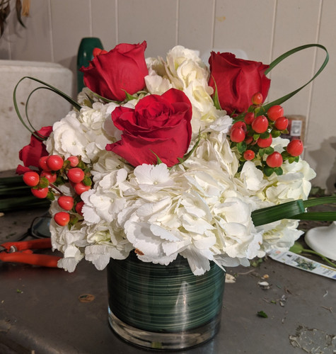 Short and Sweet From The Bloom Closet Florist in Martinez, GA