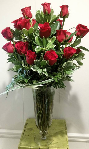 The Bloom Closet's Showstopper Roses! Perfect Valentines Gift